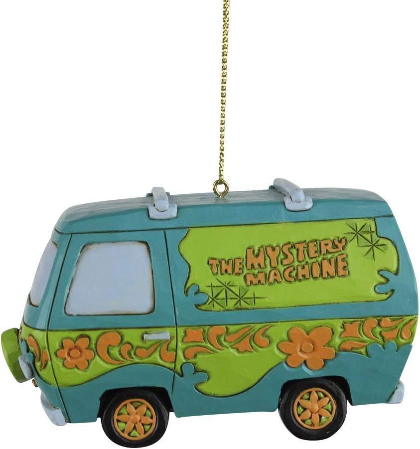 Enesco Scooby Doo by Jim Shore Mystery Machine Figurine