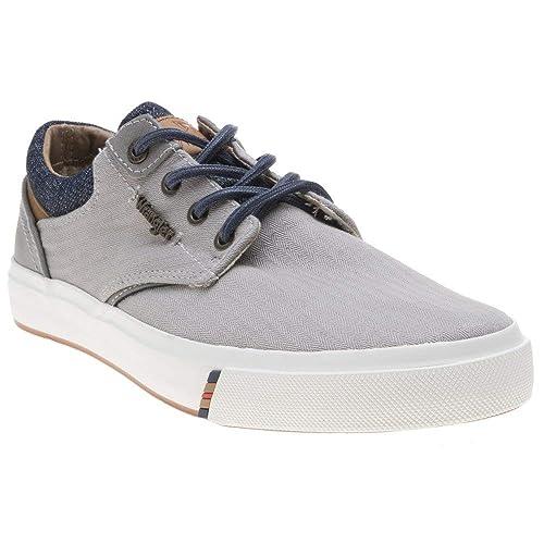 Sneaker Icon E Low Borse Wrangler itScarpe Uomo GrigioAmazon OPZiukX