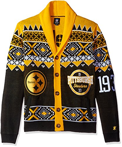5e33311f6a3 Pittsburgh Steelers Ugly Sweaters