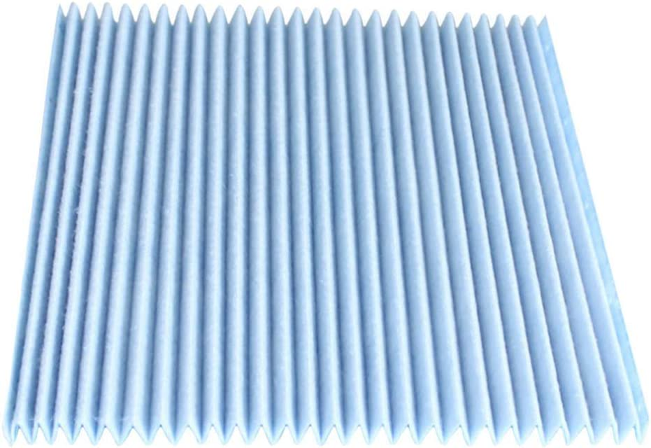 Delaying 5 pi/èces Filtre pour Daikin BAC006A4C BAC017A4C MC70KMV2N MC70KMV2R MC70KMV2A MC70KMV2K MCK57LMV2W MCK57LMV2R MCK57LMV2K MCK57LMV2A MCK57LMV2N MC709MV2