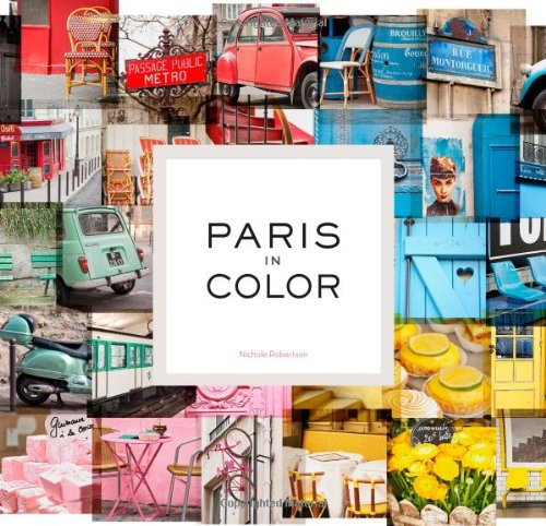 Paris in Color cover