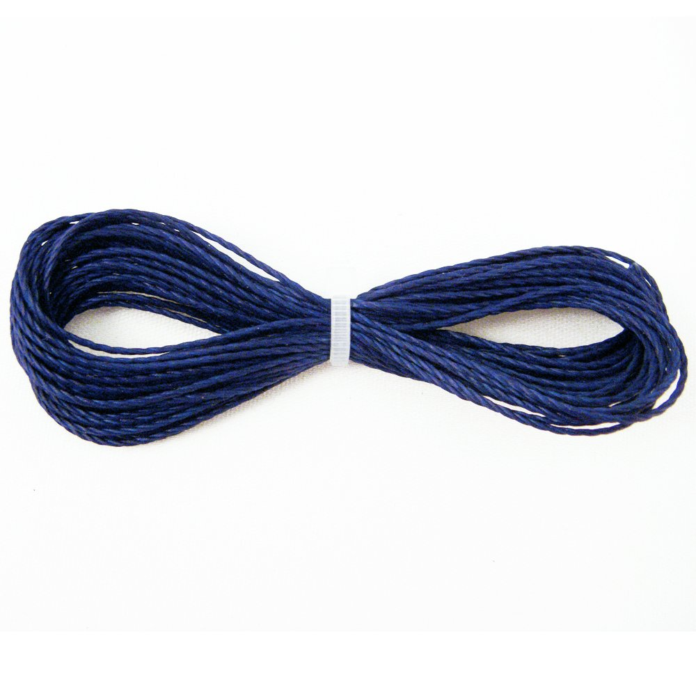 ASR Outdoor 200lb Strength Hobby Sport Survival para Cord - 25ft Blue by ASR Outdoor (Image #1)