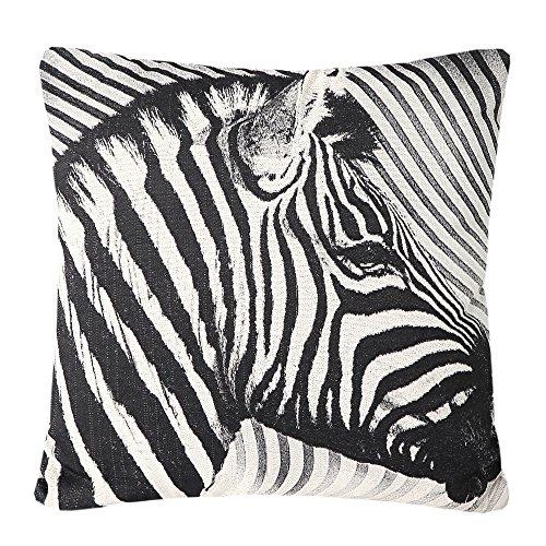 Zebra Accent Chair - 8