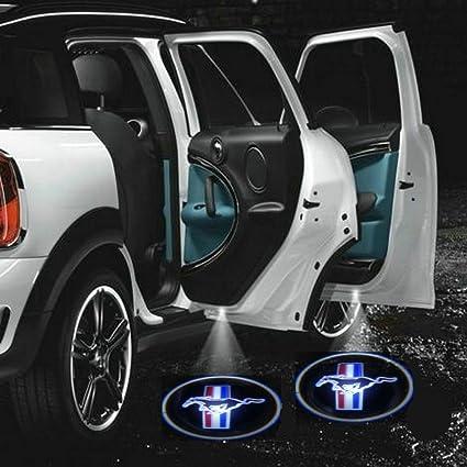 Sunluway Th Gen Car Door Shadow Laser Projector Logo Led Light For Ford Mustang