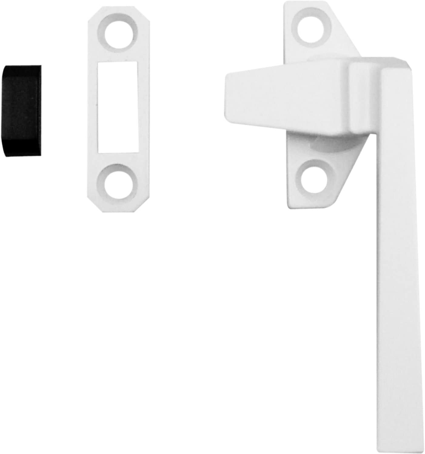 Prime-Line Products H 3821 Off-Set Base Casement Locking Handle, White