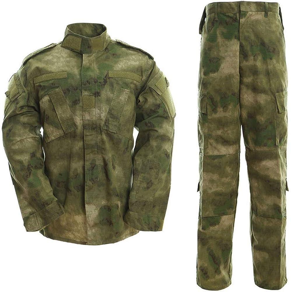 Noga Combinaison de Camouflage pour la Lutte BDU Uniforme Militaire BDU Jagd Costume Wargame Paintball Pantalon