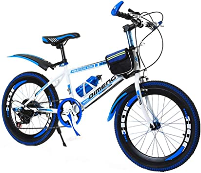 TD Bicicleta para Niños 6-7-8-9-10 Años Niño Niño Mujer 20 ...