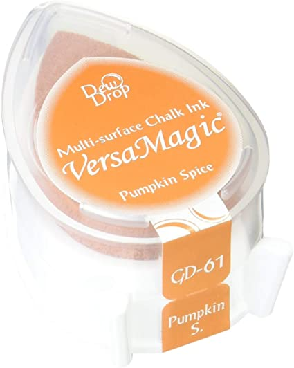 Image ofTsukineko VersaMagic Multi Superficie Dew Drop Gesso Inkpad-Zucca Spice