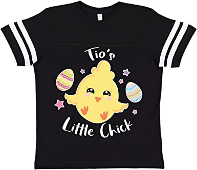 inktastic Happy Easter Tios Little Chick Toddler T-Shirt