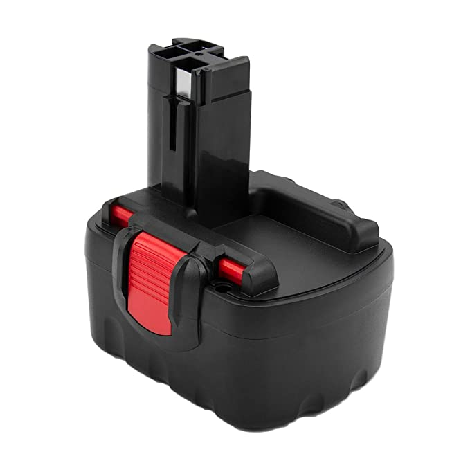 112 opinioni per Creabest 14.4V 3.0Ah Ni-MH Batteria Sostitutiva per Bosch 2607335275 2607335533