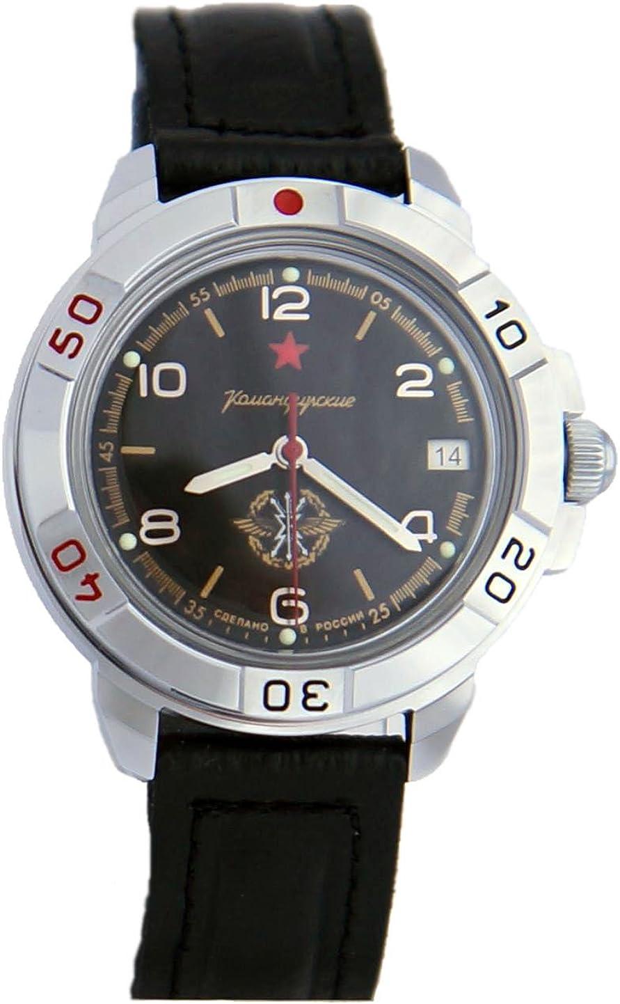 Vostok Komandirskie Military Russian Watch Signal Corps 2414 431296