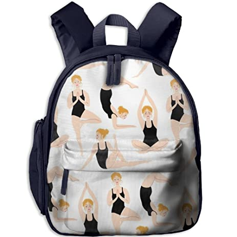 Amazon Com Yoga Girls Small Backpack Cool Toddler Backpacks Kids