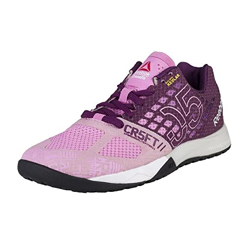 43e80a198931e Reebok CROSSFIT NANO 5.0 Running para Mujer Rosa