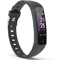 YoYoFit Slim Kids Fitness Tracker Heart Rate Monitor, Kids Activity Tracker Waterproof Pedometer Watch, Digital Kids…