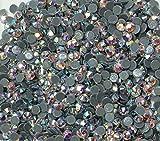 5,000pc bulk 4mm 16ss AB Crystal Loose Rhinestone Hot Fix
