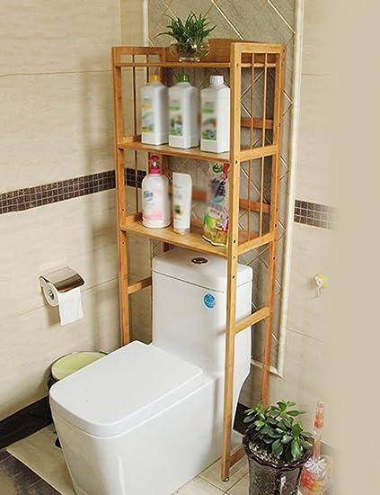Lavadora Marco Cuarto de baño Estante WC Cuarto de baño ...