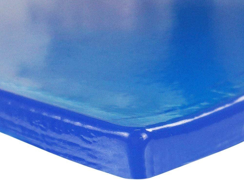 Cool DIY Sattel Kissen weiches K/ühlmaterial bequem reduziert Erm/üdung Blau PJhao Motorradsitz-Gel-Polster Zubeh/ör Sto/ßd/ämpfung 25 x 25 x 2 cm