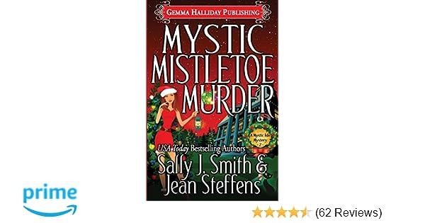 Amazon com: Mystic Mistletoe Murder (Mystic Isle Mysteries