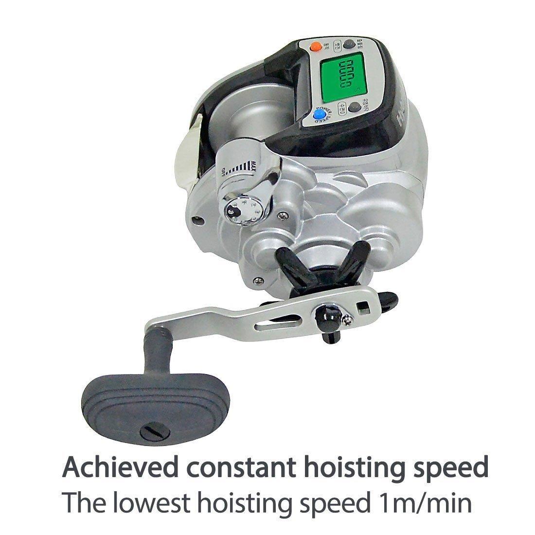 Banax Kaigen 7000pm alta tecnología eléctrico carrete de pesca sistema de motor híbrido - coreano versión: Amazon.es: Deportes y aire libre