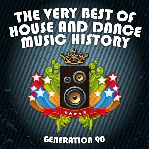 The very best of house and dance music history medley by for Best 90s house music songs