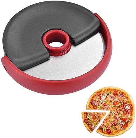 Compra ROBAKO Cortapizzas Cortador de Pizza de Acero Inoxidable ...