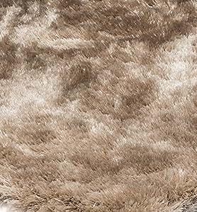 Alfombra salon sala de estar carpet pelo largo design whisper shaggy rug 100 polyester 65x135 - Alfombras shaggy pelo largo ...