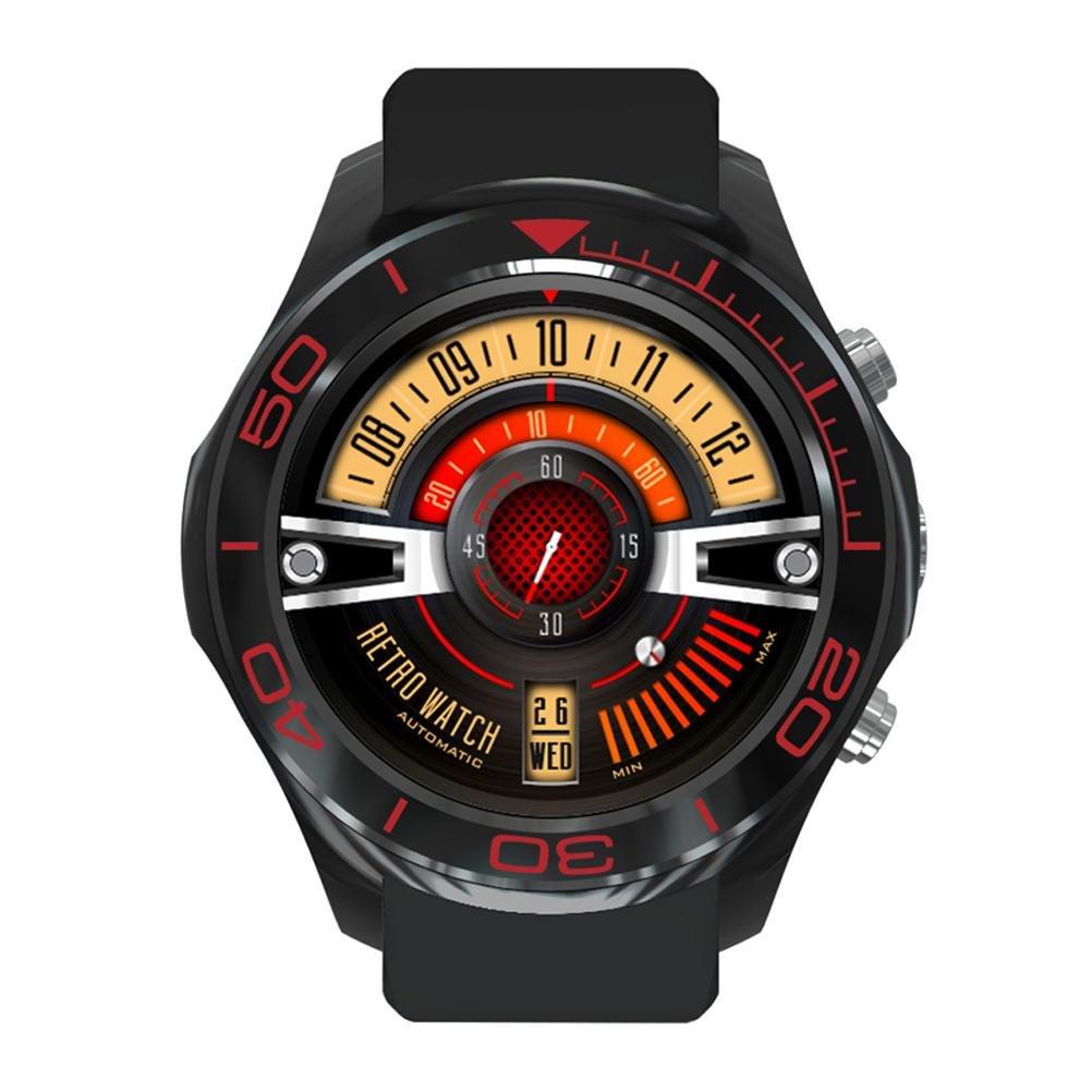 Amazon.com: L@YC New Smart Watch Phone Sports Watch Fitness ...