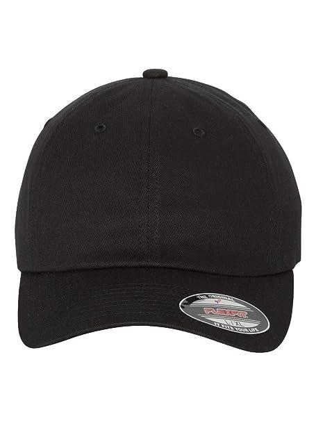 5f2639d0703 Flexfit Cotton Twill Dad s Cap  Amazon.ca  Clothing   Accessories