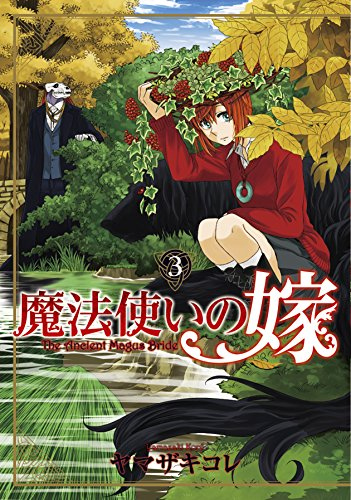 The Ancient Magus' Bride Vol 3 (Comics) - State Gaden