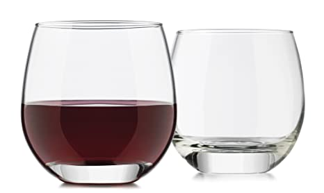 Review Libbey 4-Piece Alyse Stemless