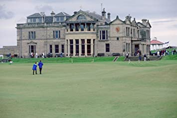 Amazoncom Golf Wall Murals St Andrews Golf Course in Scotland