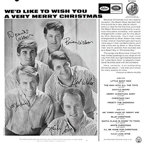 the beach boys beach boys christmas album cardboard sleeve high definition cd deluxe vinyl replica import amazoncom music - Beach Boys Christmas Songs