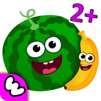 Funny Food Games for Toddlers!