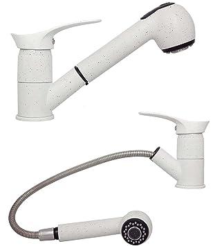 Gut Ausziehbare Spültischarmatur Küchenarmatur Einhebelmischer  HE95