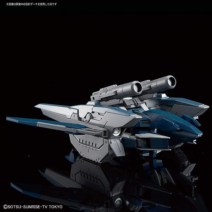 Bandai Hobby HGBD Gundam Zerachiel Build Divers 1//144 Model Kit