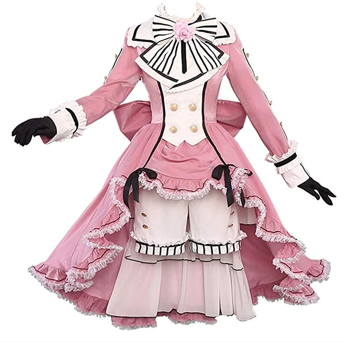 Anime Black Butler Ciel Phantomhive Costume Cosplay Sets Outfit Party Gift