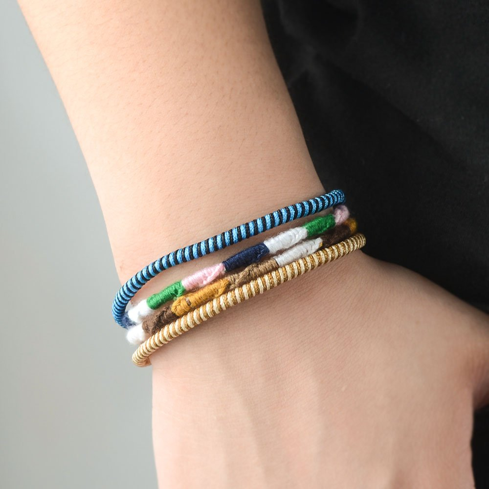 CheersLife Lot de 6 Bracelets de Cheville tress/és en Coquillage Naturel Fait /à la Main pour Femmes amies et Famille Filles
