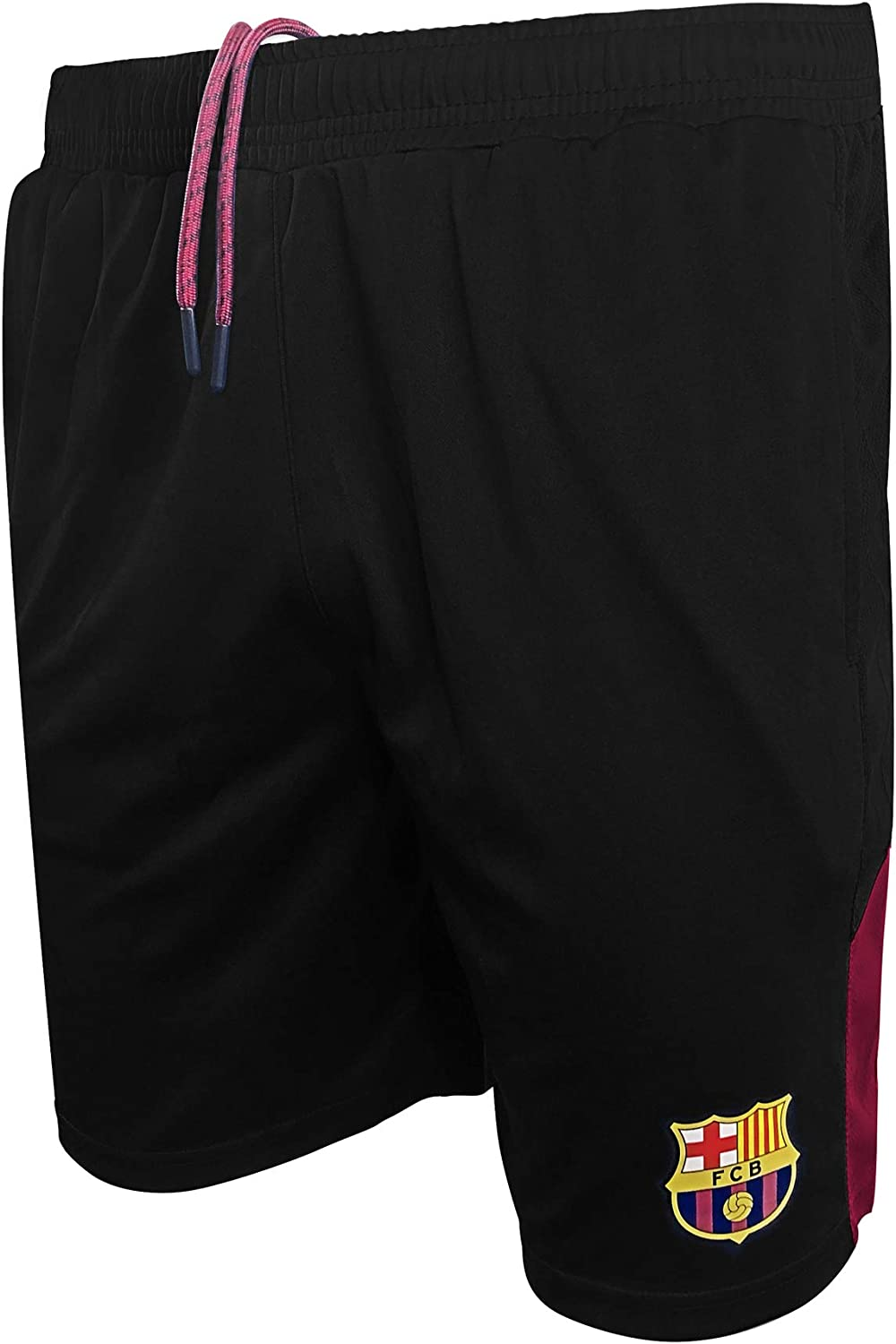 Icon Sports Mens UEFA Champions League Soccer Team Soccer Shorts