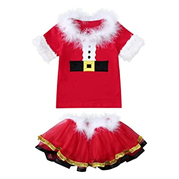 71e956df7 Amazon.com  BOLUOYI Thanksgiving Outfits for Baby Girls Toddler ...