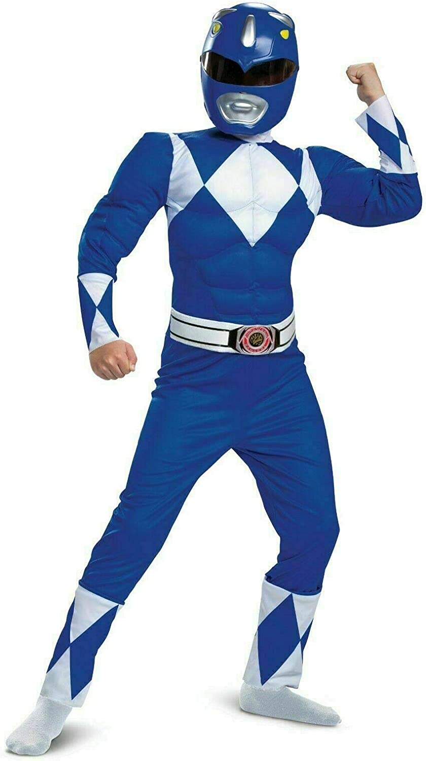 Small Red 4-6 Disguise Ranger Movie Classic Costume