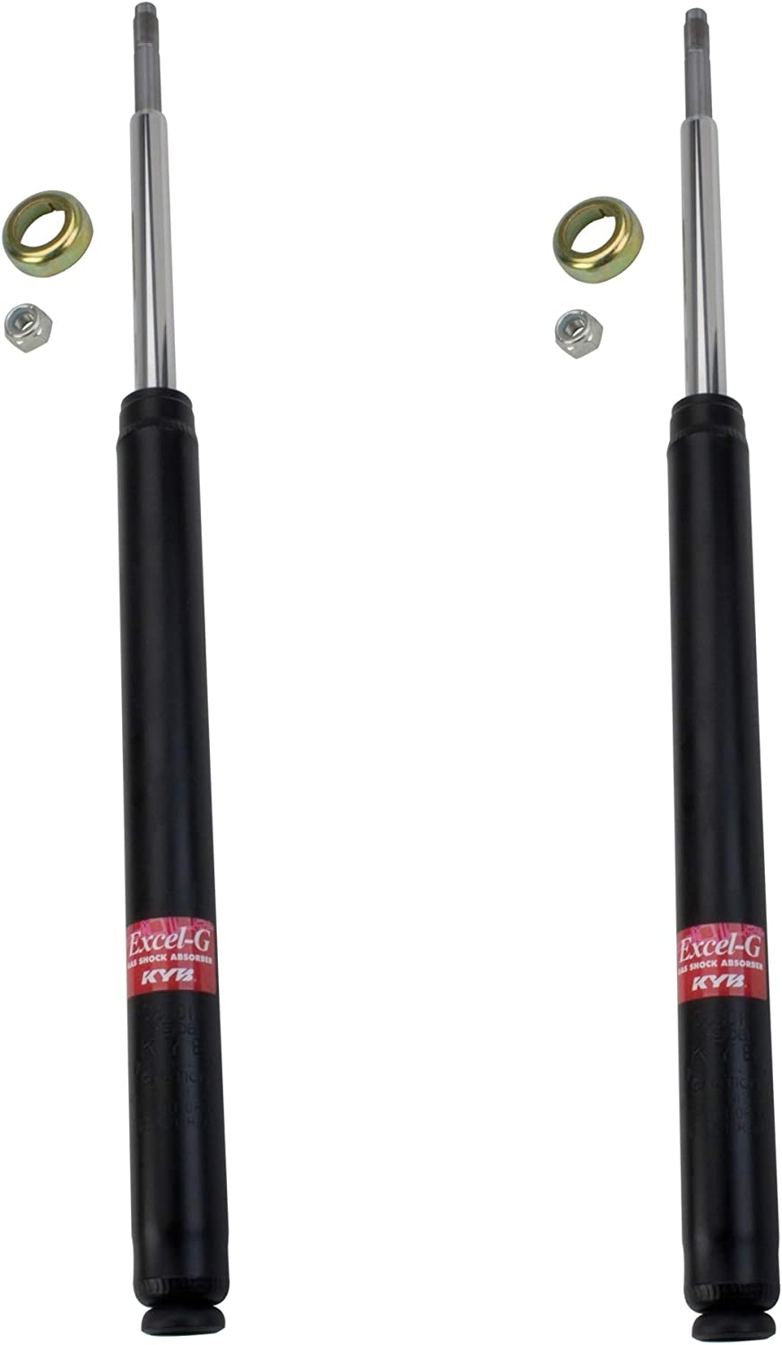 Amazon Com Pair Set Of 2 Front Kyb Excel G Suspension Strut Cartridges For Volkswagen Super Beetle 1971 1973 Thru Chassis No 1 333 003 656 Automotive