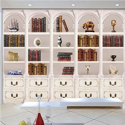 Amazon Com Amazhen Wallpaper 3d Retro Hd Elegant Noble Aristocratic