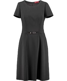a76ee303ff9e HUGO Kleid Keziani für Damen  Amazon.de  Bekleidung