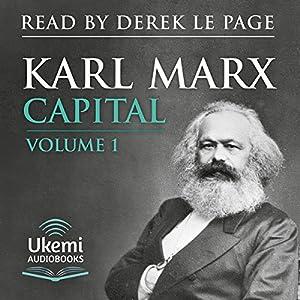 Capital: Volume 1 Hörbuch