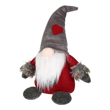 Amazon.com: Adarl Handmade Swedish Tomte,Denmark Norway Nisse ... on yule lads, ded moroz, father christmas, santa claus, christmas elf, la befana, yule goat, christmas mountains,