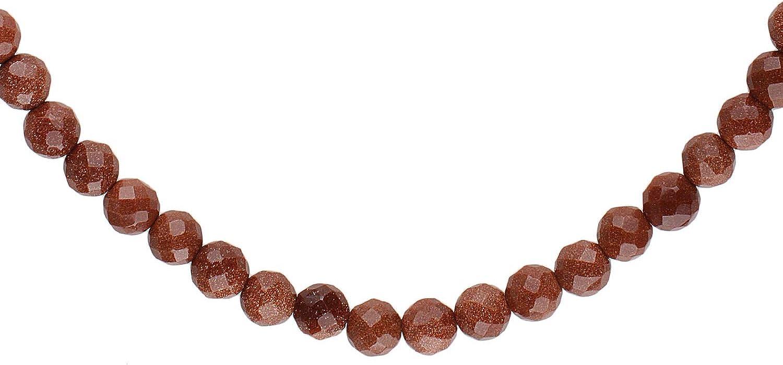 Plata de ley 925mujer Collar/Cadena con Perlas de cría cornalina y peridoto cuarzo ahumado plata bolas 45cm