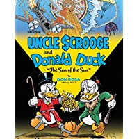 Walt Disney Uncle Scrooge and Donald Duck the Don Rosa Library 1: The Son of the Sun
