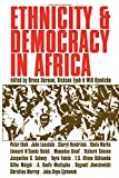 img - for Ethnicity and Democracy in Africa book / textbook / text book