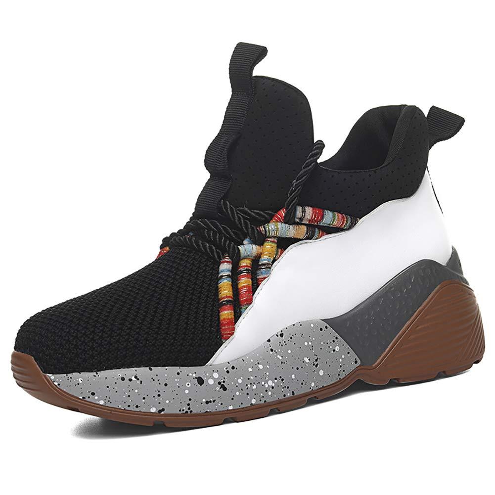 Baskets Légères, Dames, Chaussures De De De Marche Confortables, Chaussures De Sport, Chaussures De Sport, Chaussures De Sport 37|Black 5b89da