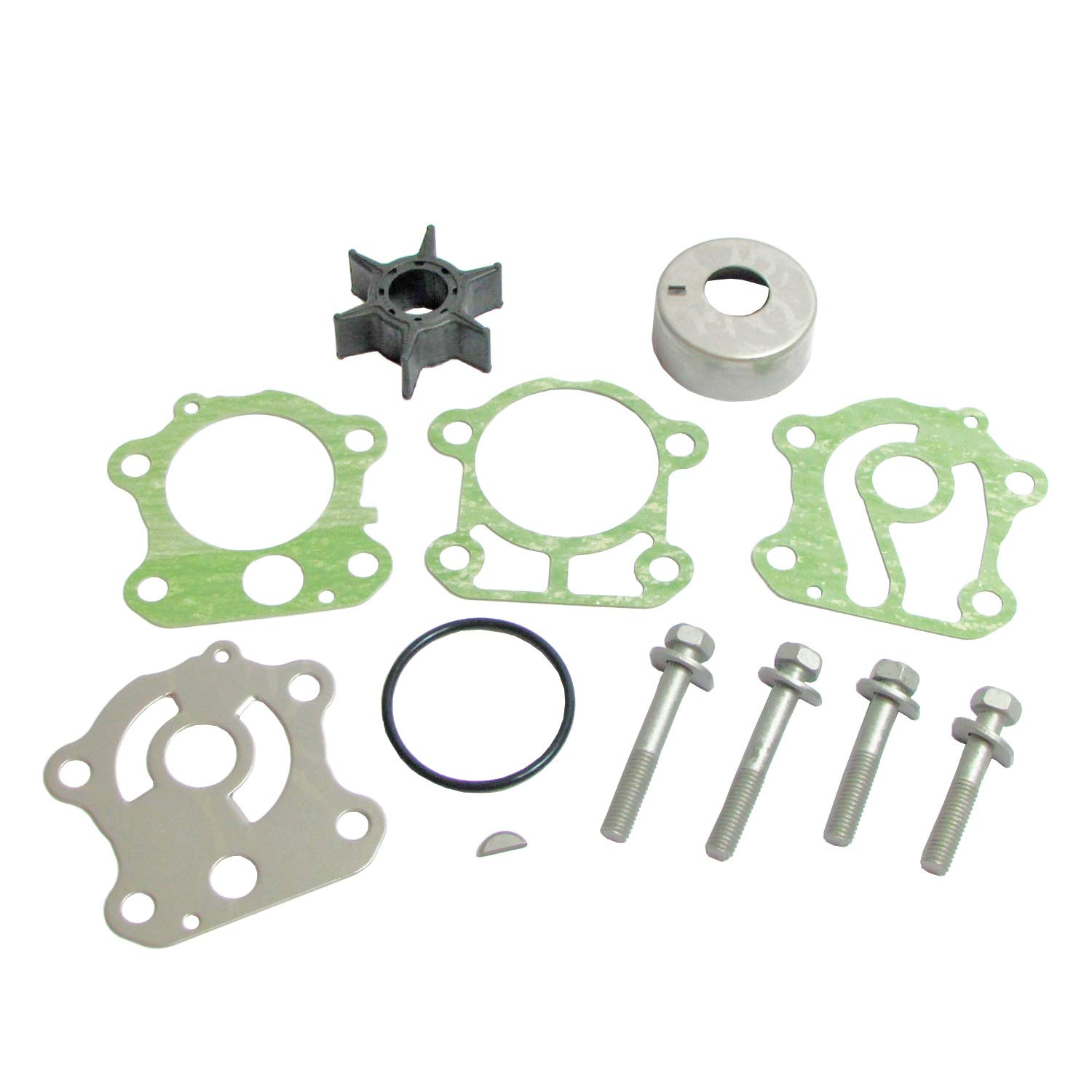 OEM Yamaha Outboard 97-2003 60-70 Water Pump Impeller Repair Kit 6H3-W0078-02-00